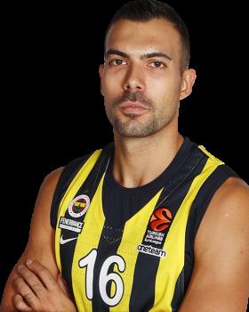 Kostas Sloukas 16